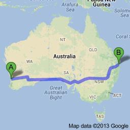 map to brisbane
