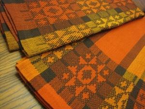 Autumn towels 5